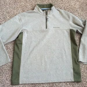 Columbia Omni shield  large long sleeve